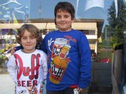 Abbigliamento bambini a Cunardo Varese da Moderno Sport